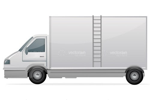 Large Lorry or Truck