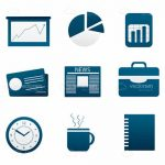 Business Related Icon Set