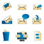 Email Icons 9 Pack