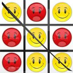 Tic Tac Toe with Emoticons