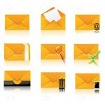 Envelopes Icon Set