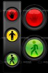 Traffic Light Symbols