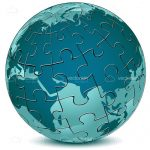 3D Jigsaw of Earth