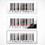 Trio of Barcode Designs