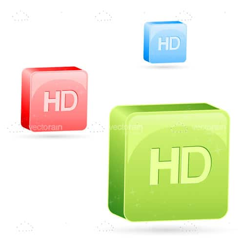 Colorful HD Icons