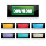 Multiple Coloured Download Buttons PAck