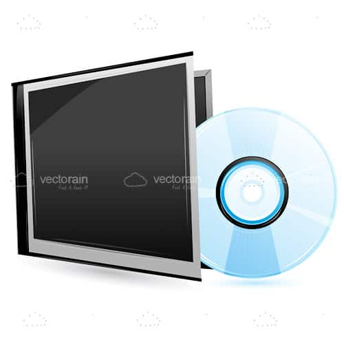 Compact Disc with Case