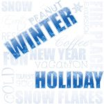 Winter Holiday Card