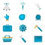 Web and Tools Icon Set