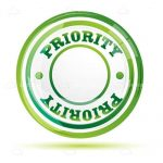 Green Stamp of Priority