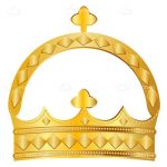 Golden Crown with Details