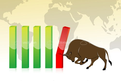 Global Graphs with Head Butting Bull