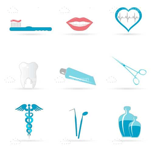 Dental Inspired Icon Pack