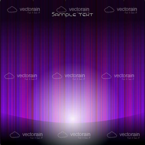 Abstract Background with Purple Striped Pattern