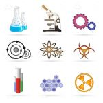 Science and Lab Icon Set