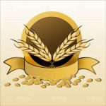 Grains of Wheat Icon