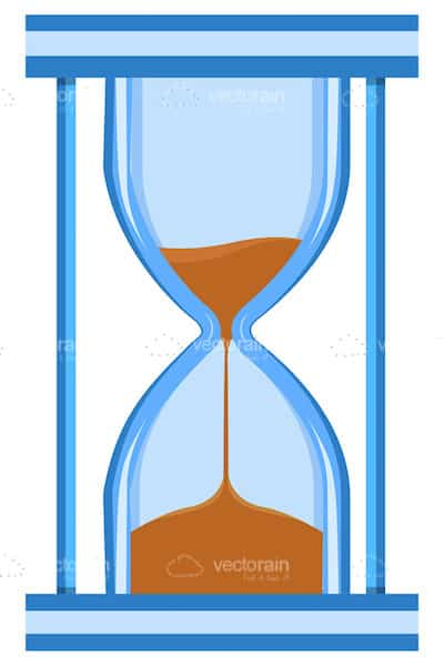 Abstract Hourglass