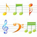 Musical Notes Icon Pack
