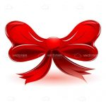 Illustrated Red Ribbon
