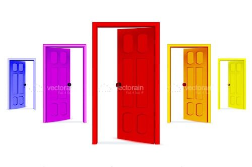 Image result for Open Doors