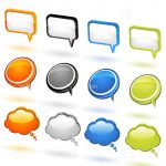 Speech Bubbles Pack